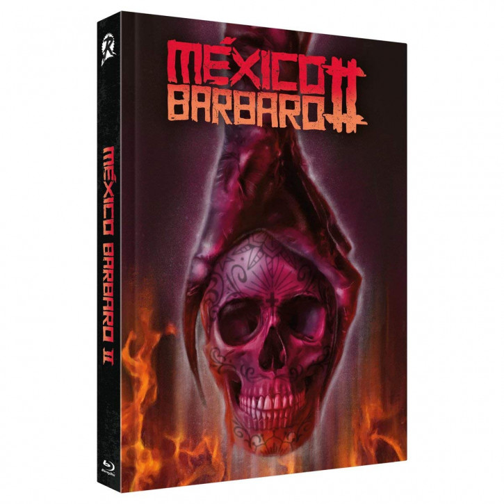 Mexico Barbaro 2 - Limited Collectors Edition Mediabook - Cover B [Blu-ray+DVD]