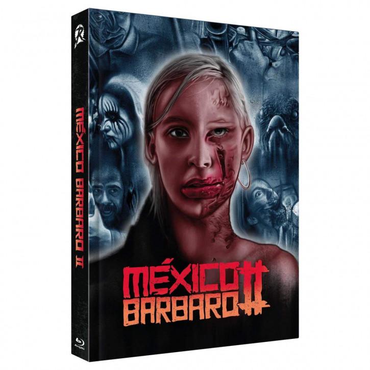 Mexico Barbaro 2 - Limited Collectors Edition Mediabook - Cover C [Blu-ray+DVD]