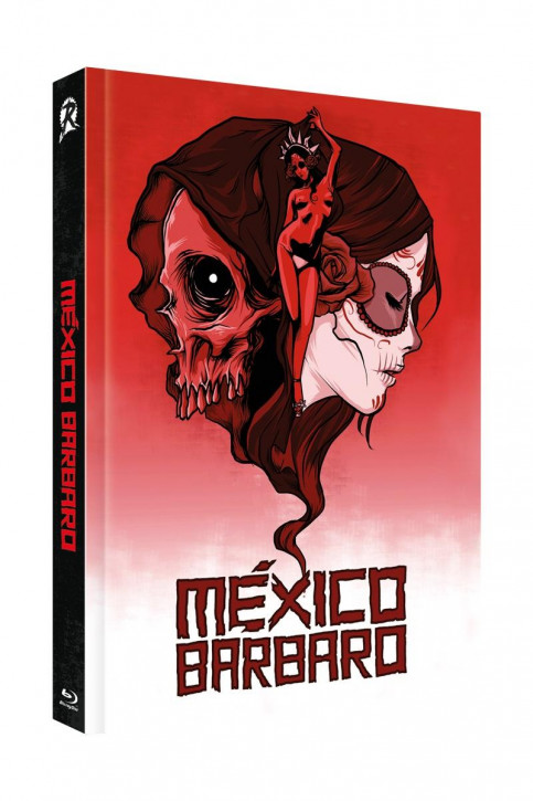 Mexico Barbaro- Limited Collectors Edition Mediabook - Cover A [Blu-ray+DVD]