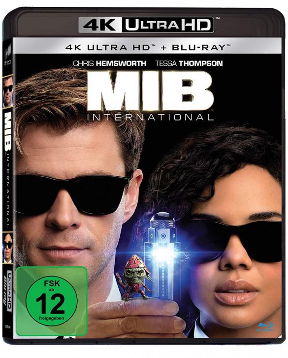 Men in Black: International [4K UHD Blu-ray]