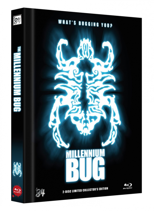 The Millennium Bug - Limited Collectors Edition Mediabook - Cover C [Blu-ray+DVD]