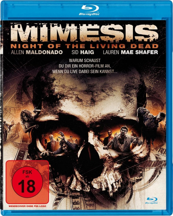 Mimesis - Night of the Living Dead [Blu-ray]