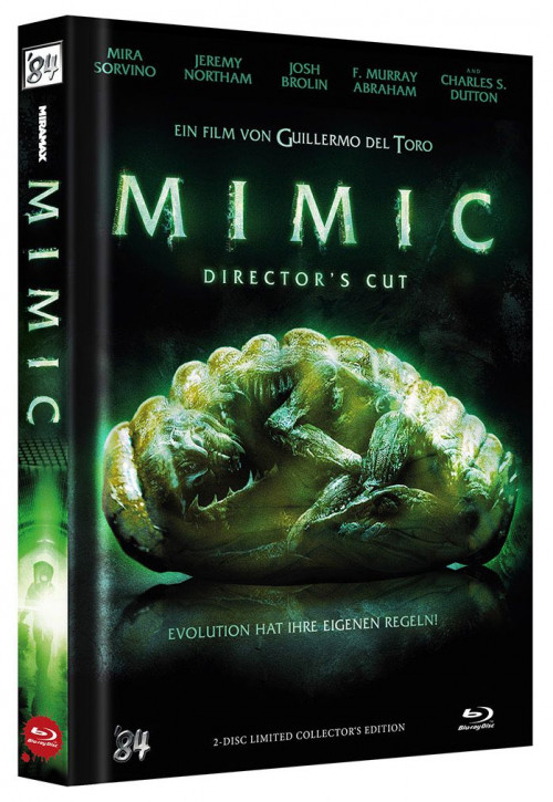 Mimic - Director's Cut - Limited Collector's Edition - Cover A [Blu-ray+DVD]