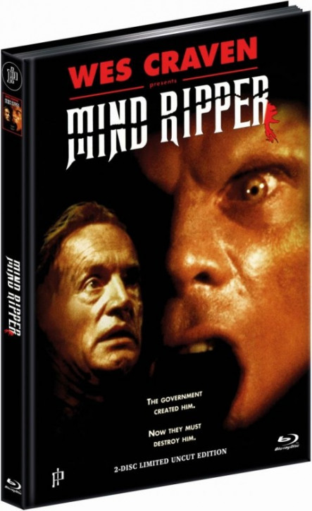 Wes Craven's Mindripper - Mediabook - Cover A [Blu-ray+DVD]