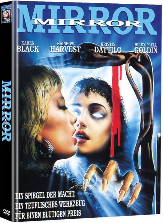 Mirror Mirror - Limited Mediabook Edition (Super Spooky Stories #49) [DVD]
