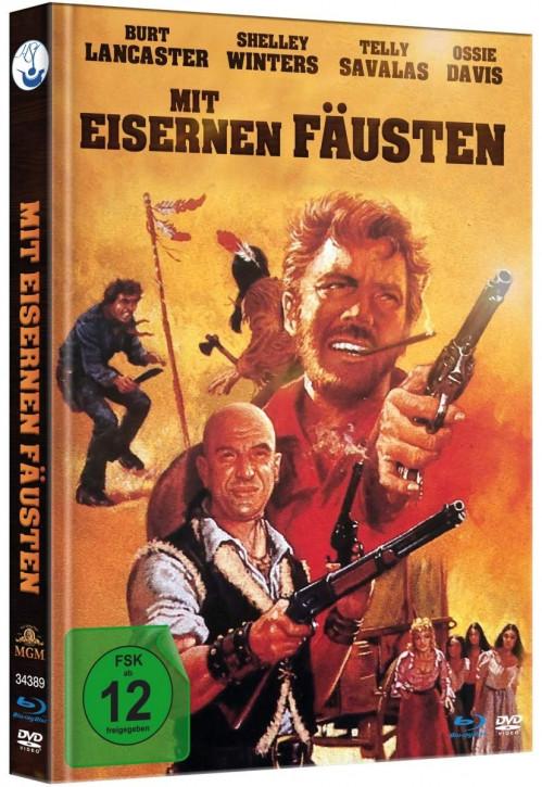 Mit eisernen Fäusten - Limited Mediabook Edition [Blu-ray+DVD]
