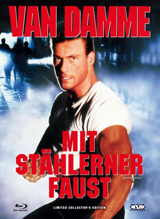 Mit stählerner Faust - Limited Collector's Edition - Cover B [Bluray+DVD]