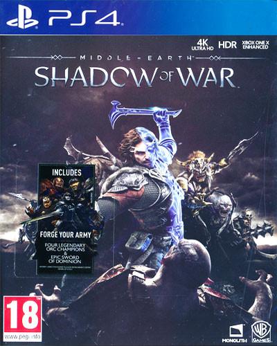 Mittelerde 2 - Schatten des Krieges [PS4]