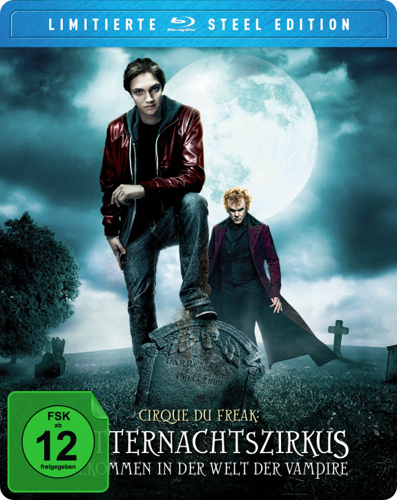 Cirque Du Freak - Mitternachtszirkus (Future-Pack) [Blu-ray]