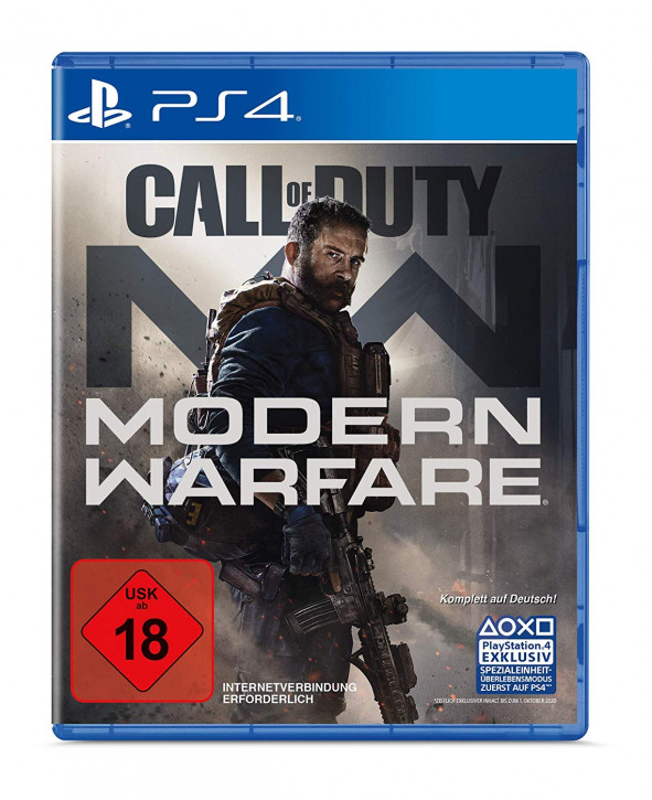 Call of Duty: Modern Warfare (uncut Edition) (USK) [PS4]