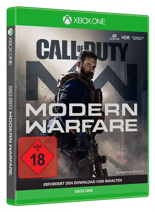 Call of Duty: Modern Warfare (uncut Edition) (USK) [Xbox One]