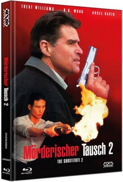 Mörderischer Tausch 2 - Limited Collector's Edition - Cover A [Blu-ray+DVD]