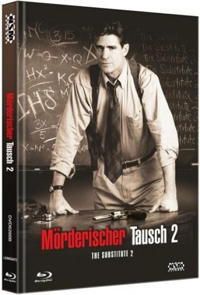Mörderischer Tausch 2 - Limited Collector's Edition - Cover B [Blu-ray+DVD]