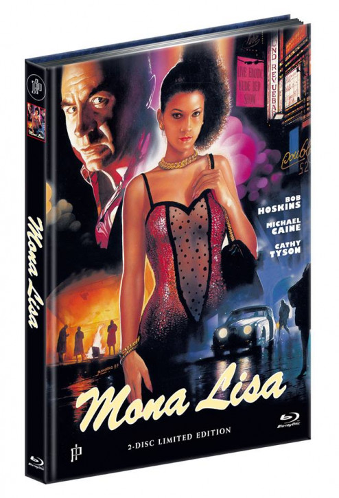 Mona Lisa - Limited Edition [Blu-ray+DVD]