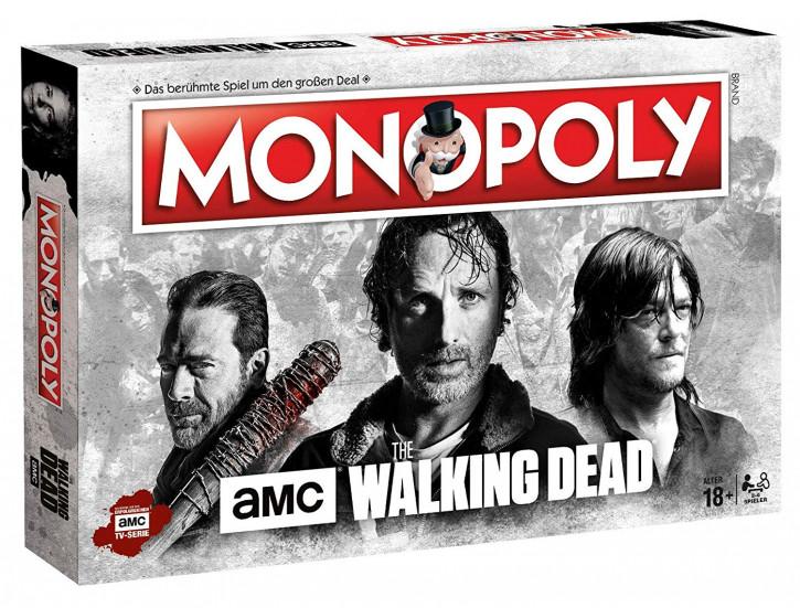 Monopoly - Walking Dead AMC