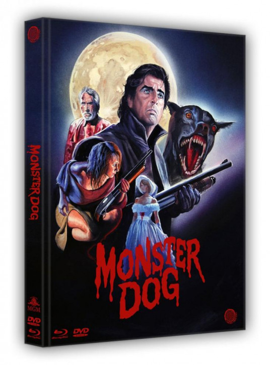 Monster Dog - Mediabook - Cover A [Bluray+DVD]
