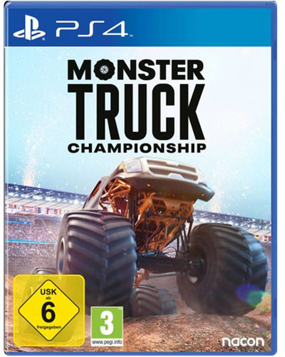 Monster Truck Championship [PS4]