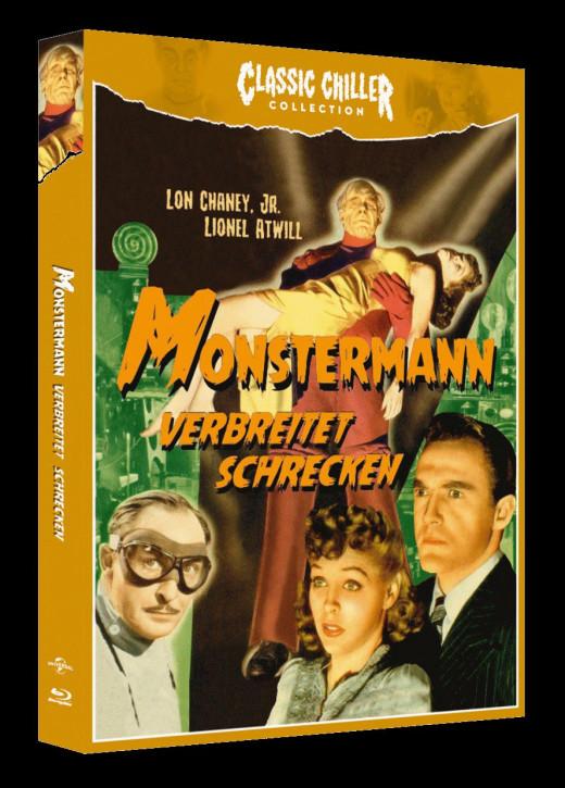 Monstermann verbreitet Schrecken - Classic Chiller Collection [Blu-ray]
