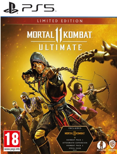 Mortal Kombat 11 Ultimate [PS5]