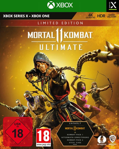 Mortal Kombat 11 Ultimate [Xbox One/Series X]