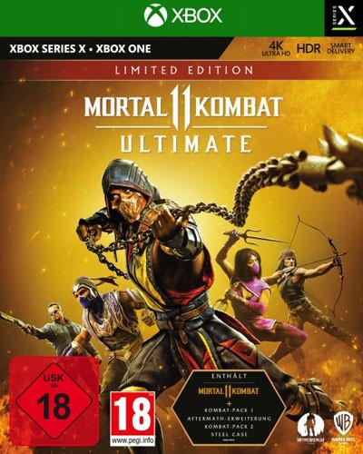 Mortal Kombat 11 Ultimate [Xbox One/Series X]