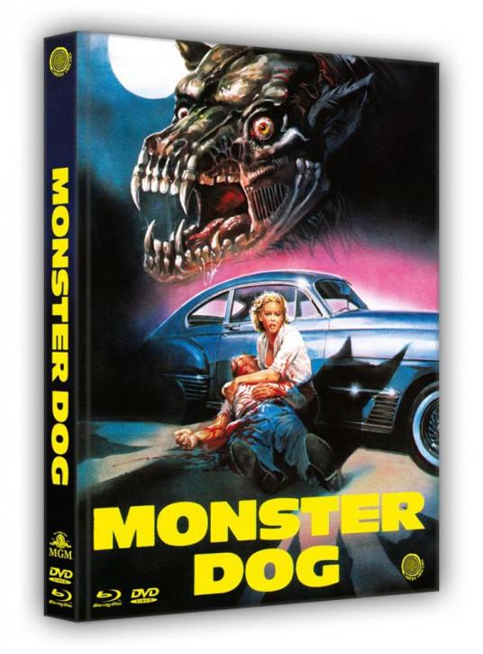 Monster Dog - Mediabook - Cover B [Bluray+DVD]