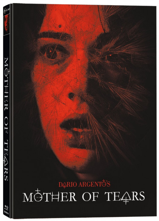 Mother of Tears - Mediabook - Cover A [Blu-ray+DVD]