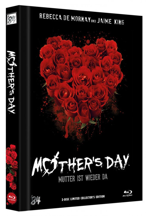 Mother's Day - Limited Collector's Edition - Cover B [Blu-ray+DVD]