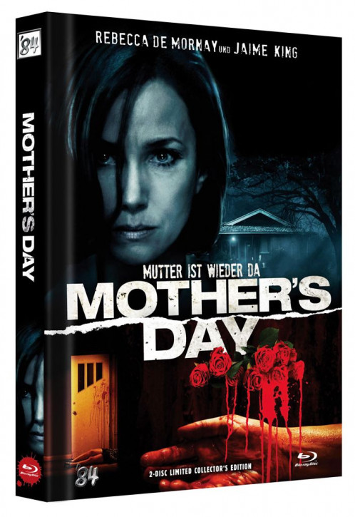 Mother's Day - Limited Collector's Edition - Cover C [Blu-ray+DVD]