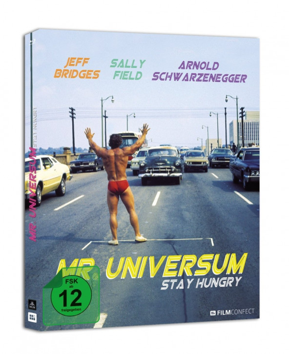 Mr. Universum - Limited Digipack Edition [Blu-ray]