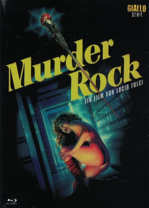 Murder Rock - kleine Hartbox [Blu-ray]