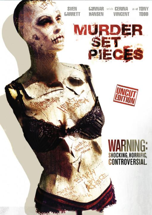 Murder Set Pieces [DVD]