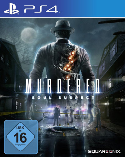 Murdered: Soul Suspect [PS4]