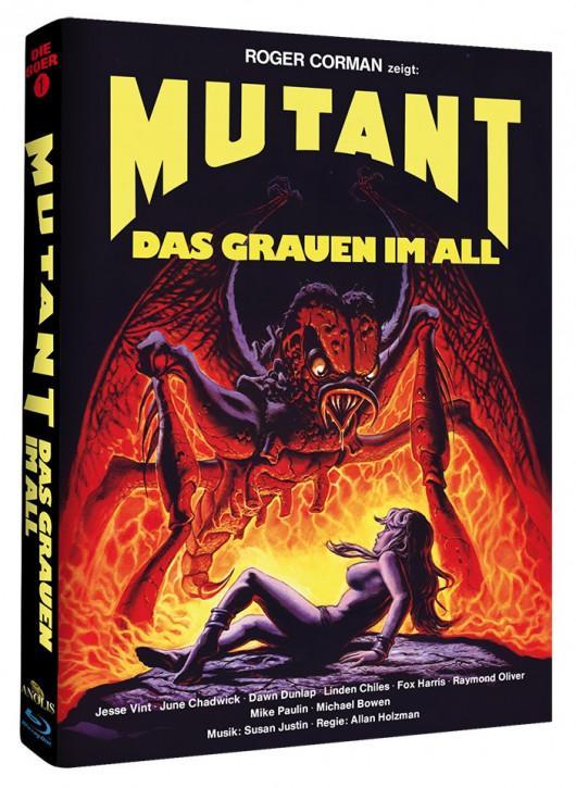 Mutant - Das grauen im All - Phantastische Filmklassiker Nr. 1 - Cover B [Blu-ray]