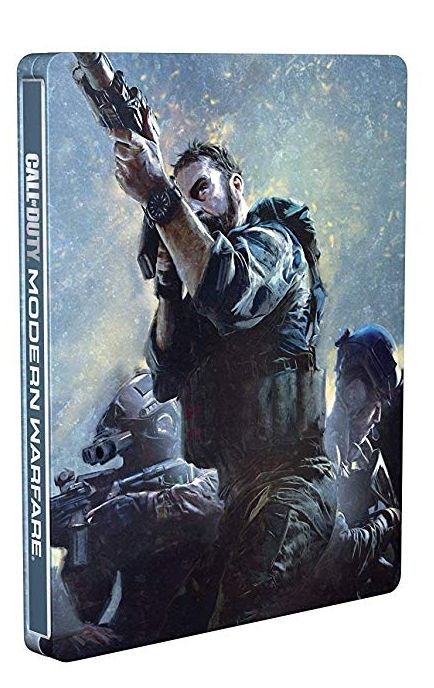 Call of Duty: Modern Warfare - Steelbook (Merchandise)