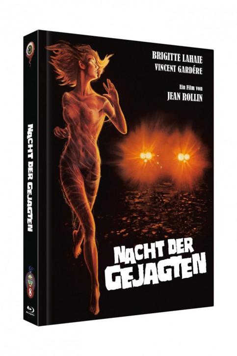 Nacht der Gejagten - Limited Mediabook - Cover A [Blu-ray+DVD]