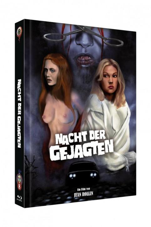 Nacht der Gejagten - Limited Mediabook - Cover C [Blu-ray+DVD]