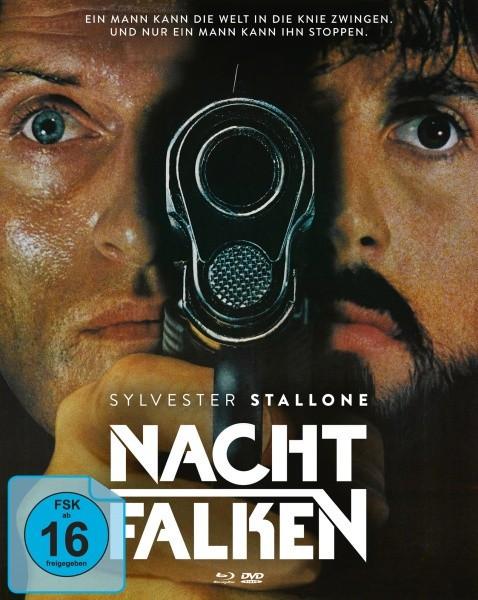 Nachtfalken - Limited Mediabook Edition - Cover B [Blu-ray+DVD]
