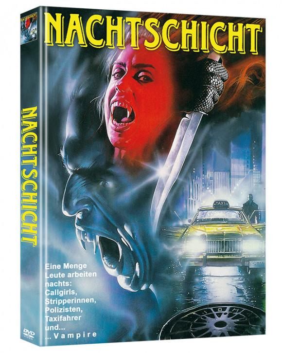 Nachtschicht - Limited Mediabook Edition [DVD]