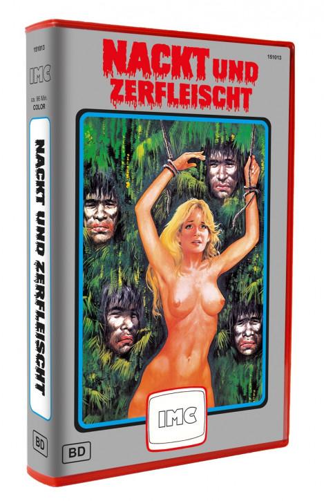 Nackt und zerfleischt (Uncut) - IMC-Redbox [Blu-ray]