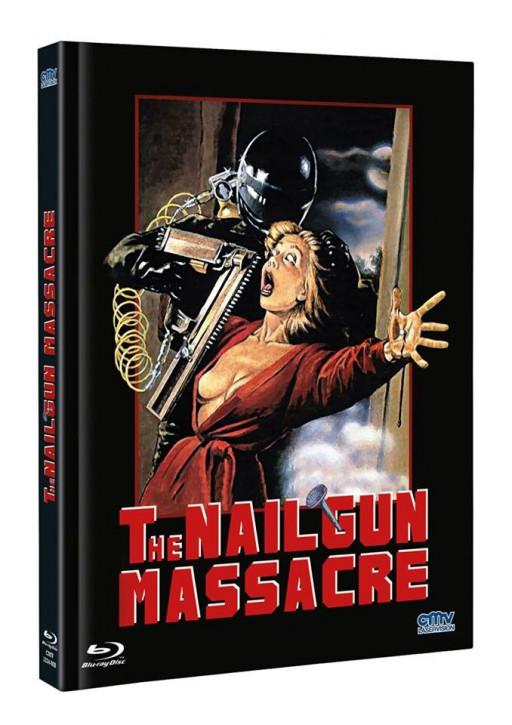 Nail Gun Massacre - Limited Mediabook - Cover B [Blu-ray+DVD]