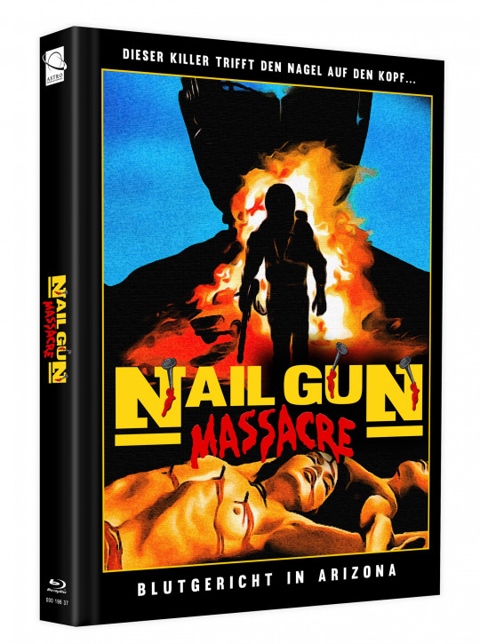 The Nailgun Massacre - Mediabook - Cover D [Blu-ray]