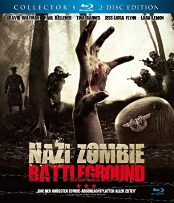 Nazi Zombie Battleground [Blu-ray]