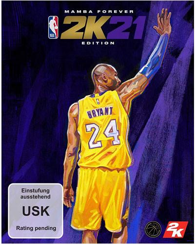 NBA 2k21 - Mamba Edition [Xbox Series X]