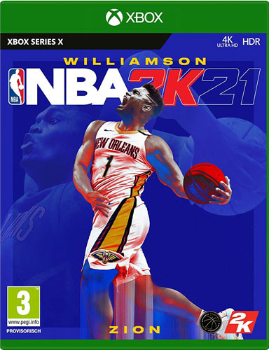 NBA 2k21 [Xbox Series X]