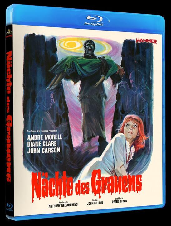 Nächte des Grauens [Blu-ray]