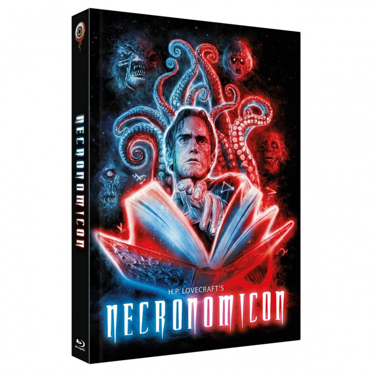 Necronomicon - Limited Collectors Edition Mediabook - Cover B [Blu-ray]