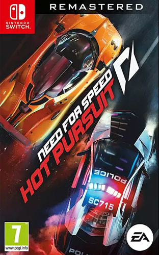 Need for Speed - Hot Pursuit Remastered [Nintendo Switch]