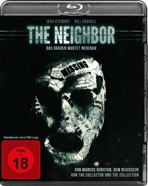 The Neighbor - Das Grauen wartet nebenan [Blu-ray]