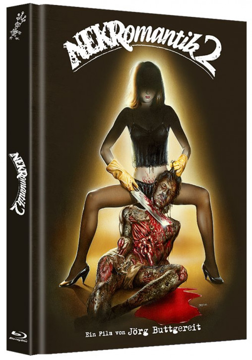 Nekromantik 2 - Limited Collector's Edition [Bluray+CD]
